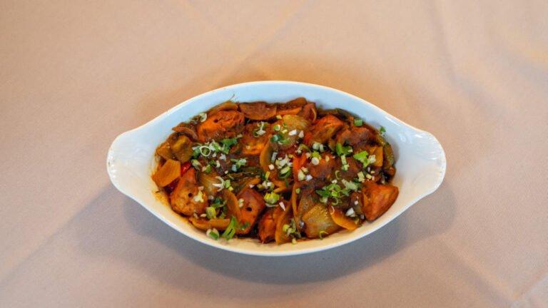 Dhaka Chicken Jalfrezi