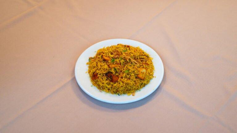 Dhaka Chicken Tikka Biryani