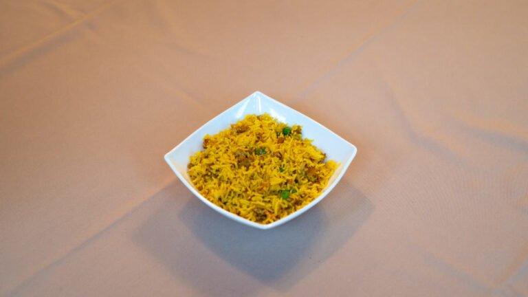 Dhaka Egg Fried Rice